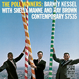 Download Barney Kessel, Shelly Mann and Ray Brown On Green Dolphin Street Sheet Music arranged for Electric Guitar Transcription - printable PDF music score including 8 page(s)