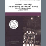 Download or print Who Put The Bomp (In The Bomp Ba Bomp Ba Bomp) (arr. Aaron Dale) Sheet Music Notes by Barry Mann for TTBB Choir