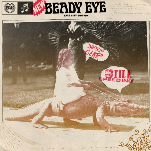 Beady Eye Standing On The Edge Of The Noise pictures