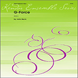 Download or print G-Force - Full Score Sheet Music Notes by Beck for Percussion Ensemble