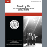 Download or print Stand By Me (arr. Steve Delehanty) Sheet Music Notes by Ben E. King for SSA Choir