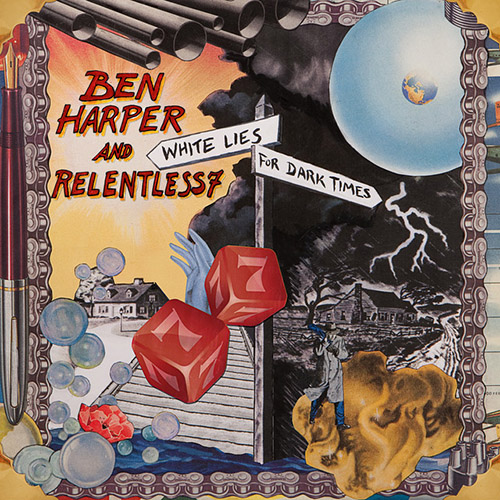Ben Harper and Relentless7 Lay There And Hate Me profile picture
