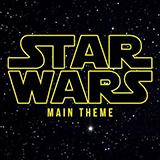 Download Ben Woolman Star Wars (Main Theme) Sheet Music arranged for Guitar Tab - printable PDF music score including 4 page(s)