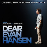 Download Benj Pasek, Justin Paul & Amandla Stenberg The Anonymous Ones (from Dear Evan Hansen) Sheet Music arranged for Piano, Vocal & Guitar (Right-Hand Melody) - printable PDF music score including 12 page(s)