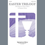 Download or print Easter Trilogy: A Cantata in Three Suites (Chamber Orchestra) - Violin 2 Sheet Music Notes by Benjamin Harlan for Choir Instrumental Pak