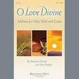 Download or print O Love Divine - Percussion Sheet Music Notes by Benjamin Harlan for Choir Instrumental Pak