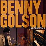 Download or print Killer Joe Sheet Music Notes by Benny Golson for Guitar Ensemble