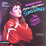 Download Bernadette Peters Unexpected Song (from Song & Dance) Sheet Music arranged for Cello and Piano - printable PDF music score including 4 page(s)