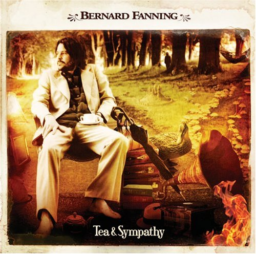 Bernard Fanning The Strangest Thing profile picture