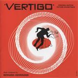 Download or print Vertigo Theme Sheet Music Notes by Bernard Hermann for Piano