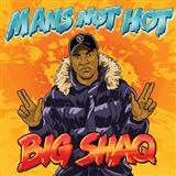 Download or print Man's Not Hot Sheet Music Notes by Big Shaq for Beginner Ukulele