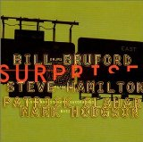 Download Bill Bruford Half Life Sheet Music arranged for Double Bass - printable PDF music score including 2 page(s)
