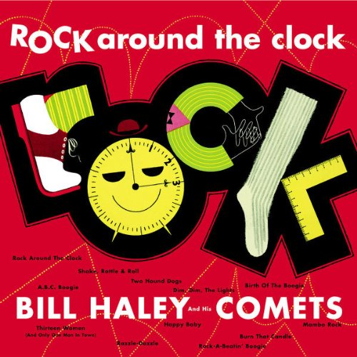 Bill Haley & His Comets Rock Around The Clock profile picture