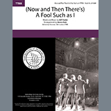 Download or print (Now And Then There's) A Fool Such As I (arr. Aaron Dale) Sheet Music Notes by Bill Trader for TTBB Choir