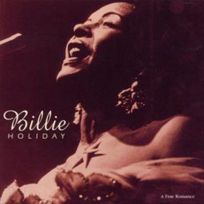 Billie Holiday A Fine Romance profile picture