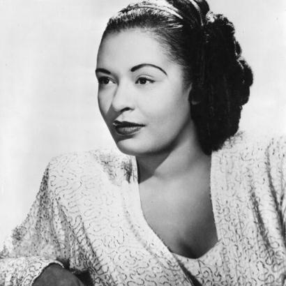 Billie Holiday I Can't Believe That You're In Love With Me profile picture