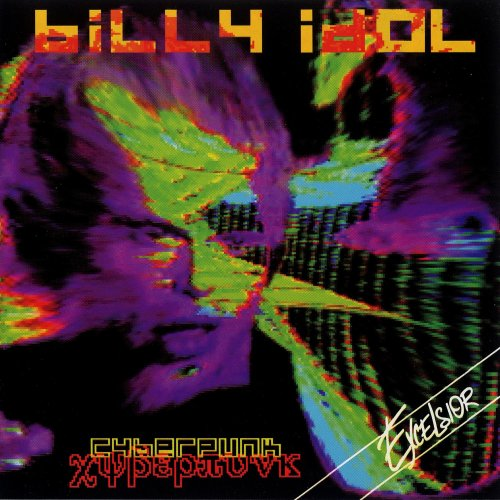 Billy Idol Shock To The System profile picture
