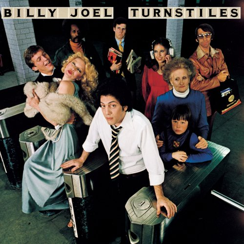 Billy Joel New York State Of Mind pictures