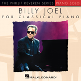 Download or print Piano Man Sheet Music Notes by Billy Joel for Piano