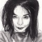 Download or print All Is Full Of Love Sheet Music Notes by Bjork for Celeste & Vocal