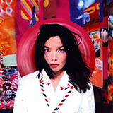 Download Bjork Cover Me Sheet Music arranged for Organ & Vocal - printable PDF music score including 3 page(s)