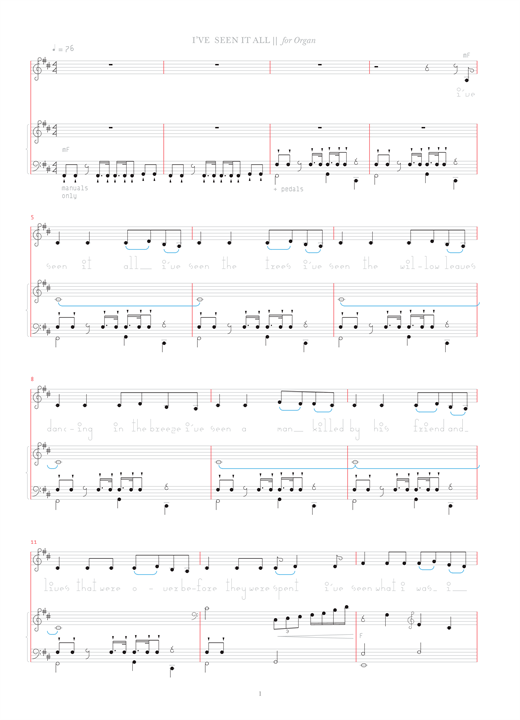 Download Bjork 'I've Seen It All' Digital Sheet Music Notes & Chords and start playing in minutes
