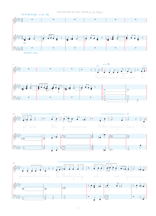 Download Bjork 'Pleasure Is All Mine' Digital Sheet Music Notes & Chords and start playing in minutes