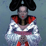 Download Bjork Unravel Sheet Music arranged for Organ & Vocal - printable PDF music score including 3 page(s)