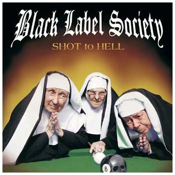 Black Label Society Blacked Out World profile picture