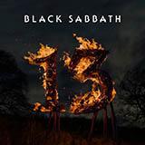 Download Black Sabbath Pariah Sheet Music arranged for Guitar Tab - printable PDF music score including 7 page(s)