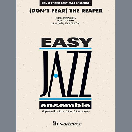 Blue Oyster Cult (Don't Fear) The Reaper (arr. Paul Murtha) - Trombone 4 profile picture