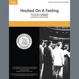 Download or print Hooked On A Feeling (arr. Jon Nicholas) Sheet Music Notes by Blue Suede for SSAA Choir