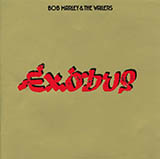 Download Bob Marley Exodus Sheet Music arranged for Guitar with strumming patterns - printable PDF music score including 5 page(s)