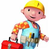 Download Bob the Builder Mambo No. 5 (A Little Bit Of... ) Sheet Music arranged for 5-Finger Piano - printable PDF music score including 2 page(s)