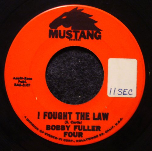 Bobby Fuller Four I Fought The Law profile picture