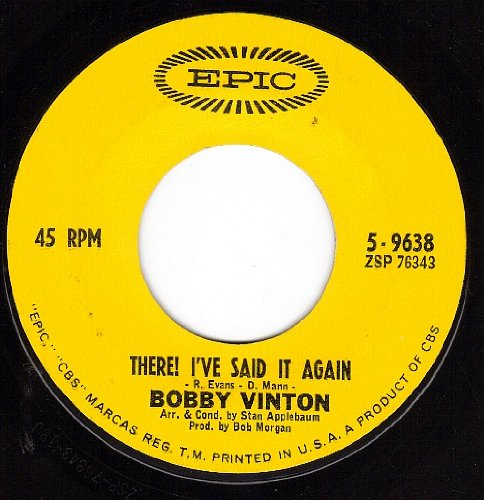 Bobby Vinton My Heart Belongs To Only You profile picture