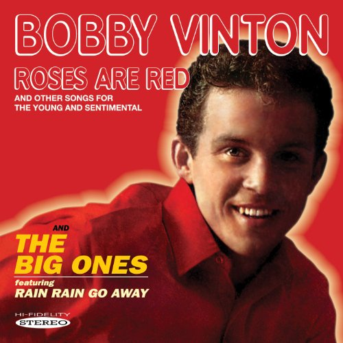 Bobby Vinton Roses Are Red, My Love profile picture