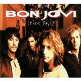 Download Bon Jovi These Days Sheet Music arranged for Piano, Vocal & Guitar (Right-Hand Melody) - printable PDF music score including 9 page(s)