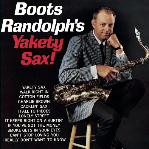 Boots Randolph Yakety Sax profile picture