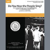 Download or print Do You Hear The People Sing? (from Les Miserables) (arr. Tom Gentry) Sheet Music Notes by Boublil and Schonberg for SATB Choir