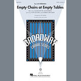 Download Boublil and Schonberg Empty Chairs At Empty Tables (from Les Miserables) (arr. Ed Lojeski) Sheet Music arranged for TBB Choir - printable PDF music score including 7 page(s)