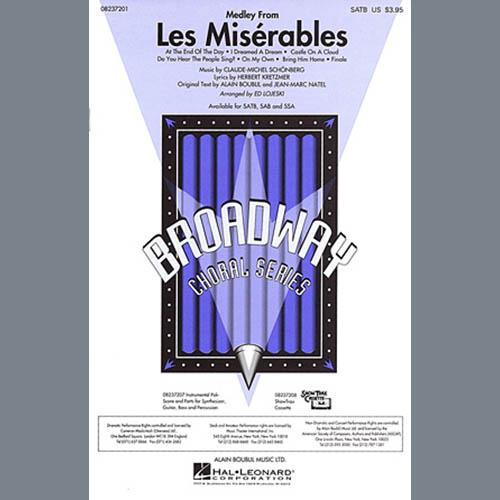 Ed Lojeski Les Miserables (Choral Medley) pictures