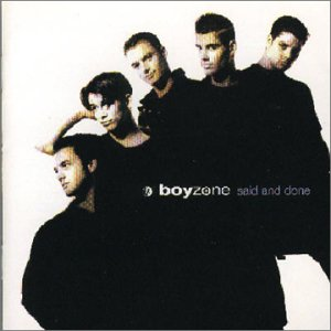 Boyzone Arms Of Mary pictures