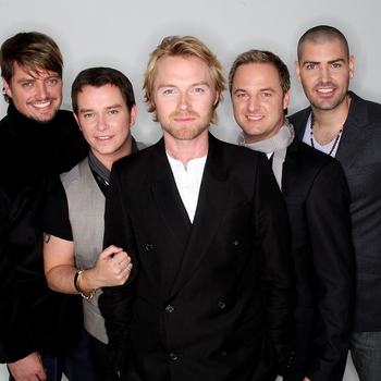 Boyzone Yes I Will pictures
