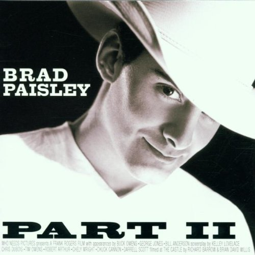 Brad Paisley I Wish You'd Stay pictures