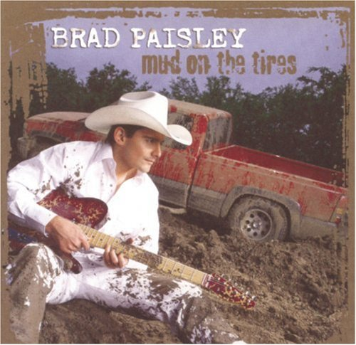 Brad Paisley Mud On The Tires profile picture