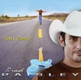 Download or print Online Sheet Music Notes by Brad Paisley for Guitar Tab Play-Along