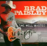 Download or print Time Warp Sheet Music Notes by Brad Paisley for Guitar Tab Play-Along
