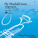 Download or print Fly By Nightfly - 1st Trombone Sheet Music Notes by Bret Zvacek for Jazz Ensemble