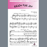 Download Brian Tate Ready For Joy Sheet Music arranged for SATB Choir - printable PDF music score including 12 page(s)